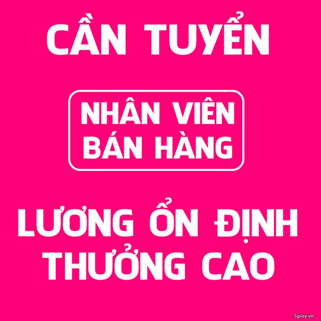 Tuyển gấp nữ bán hàng cho xưởng may ở Tân Bình
