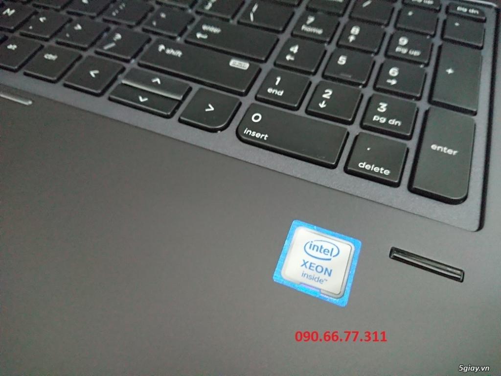 Hp Zbook 15 G4,Xeon 3ghz V6,ram 16g,Quadro 2200m ,ssd-m2.1tb,sim 4G - 8
