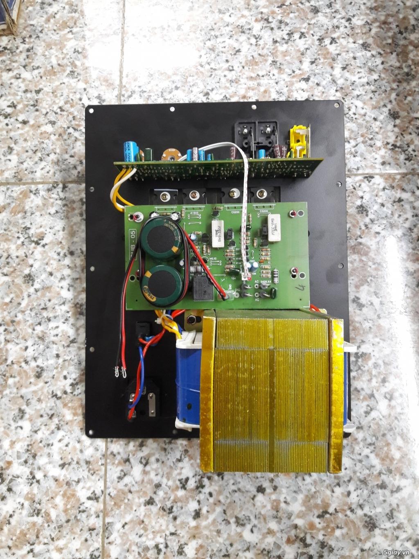 Mạch loa sub điện siêu trầm BOSE 4 sò - 1