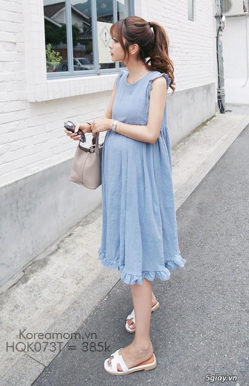 KoreaMom.vn - Đầm bầu thời trang ngoại nhập xinh lung linh - 3