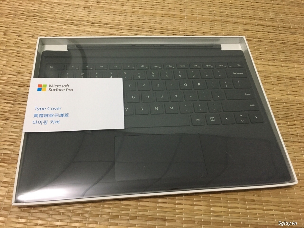 Phụ kiện Chuyên phụ kiện Surface: Type cover/Arc mouse/Surface Dial/Pe - 4