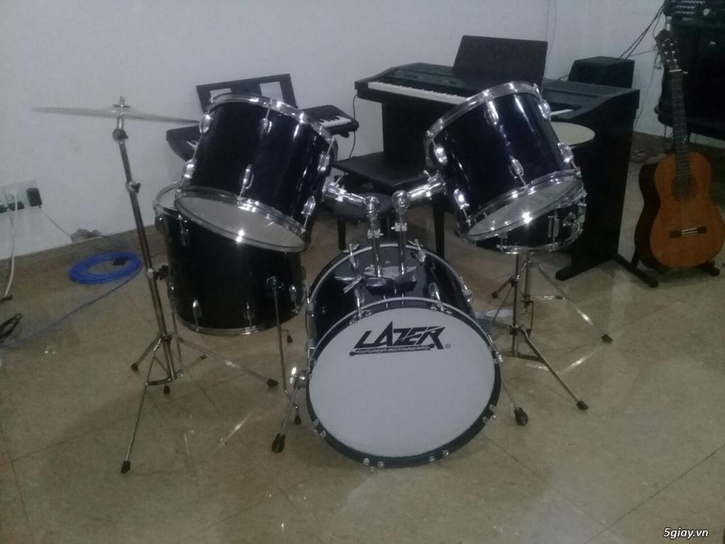 Bán trống jazz drum lazer giá siêu rẻ tại bình dương - 3