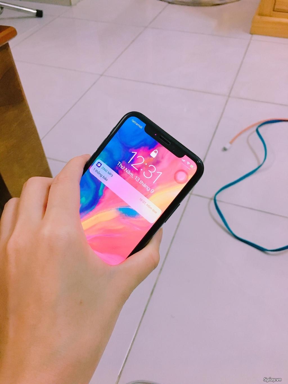 Cần bán gấp Iphone X 256G 99% - 2