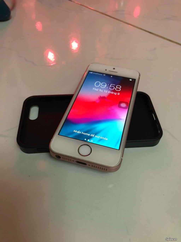 iphone SE-16gb-Vàng Hồng-Hàng VN-Zin 100% - 1