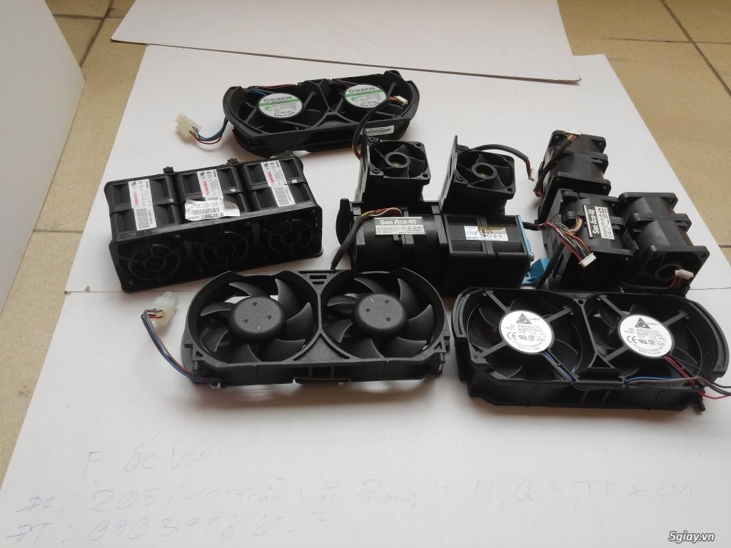 Hub Fan PWM, Backplate AMD 115x,775,1366clip 2011 gông, Ốc Đồ Mod Case - 36