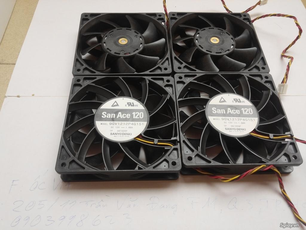 Hub Fan PWM, Backplate AMD 115x,775,1366clip 2011 gông, Ốc Đồ Mod Case - 34