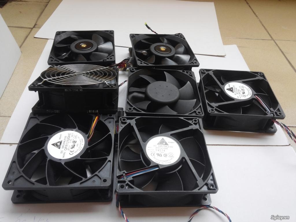 Hub Fan PWM, Backplate AMD 115x,775,1366clip 2011 gông, Ốc Đồ Mod Case - 35