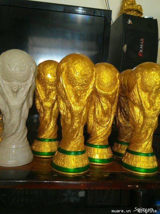 Chuyên Mô hình Cúp C1, Cup Thế giới, cup châu âu ( EURO) - 10