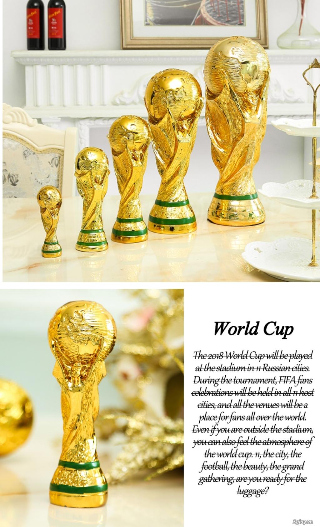 Chuyên Mô hình Cúp C1, Cup Thế giới, cup châu âu ( EURO) - 18