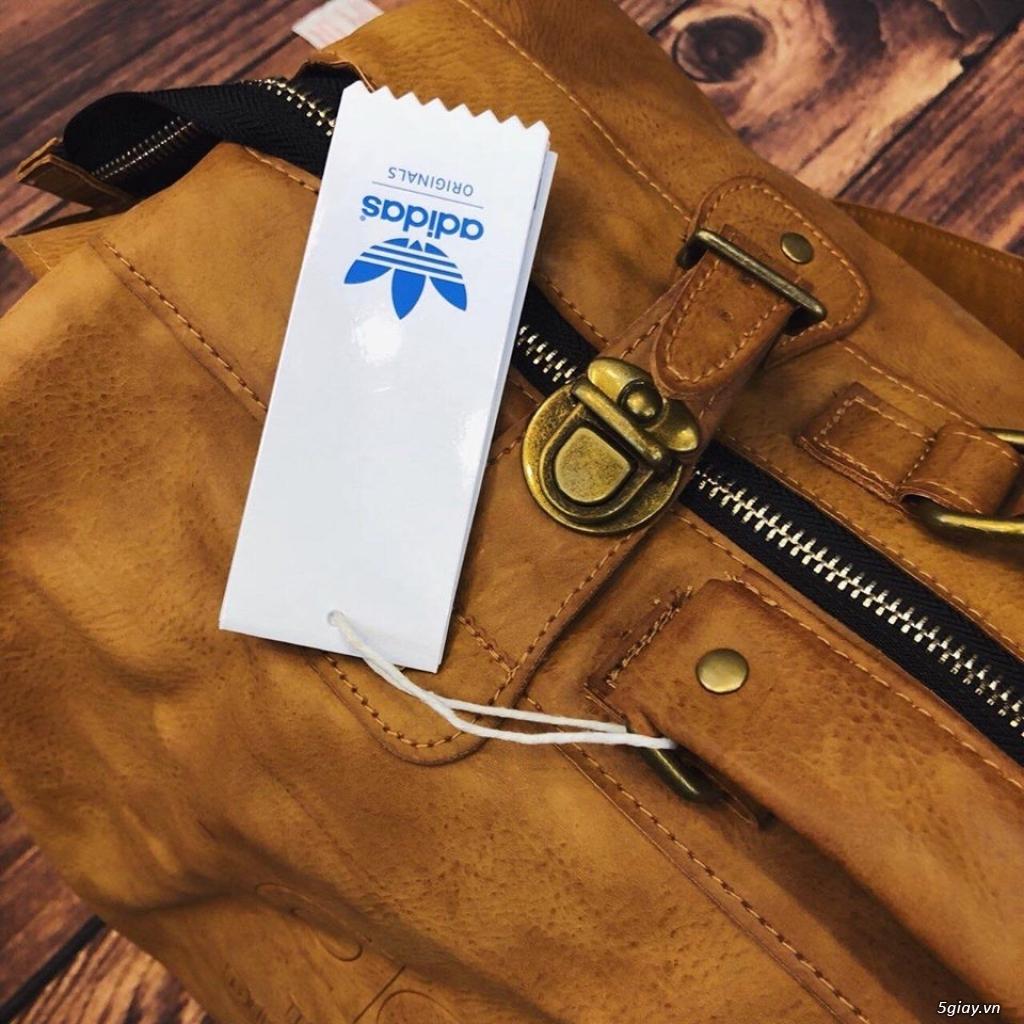 Túi adidas chất da chuẩn xuất khẩu - 4