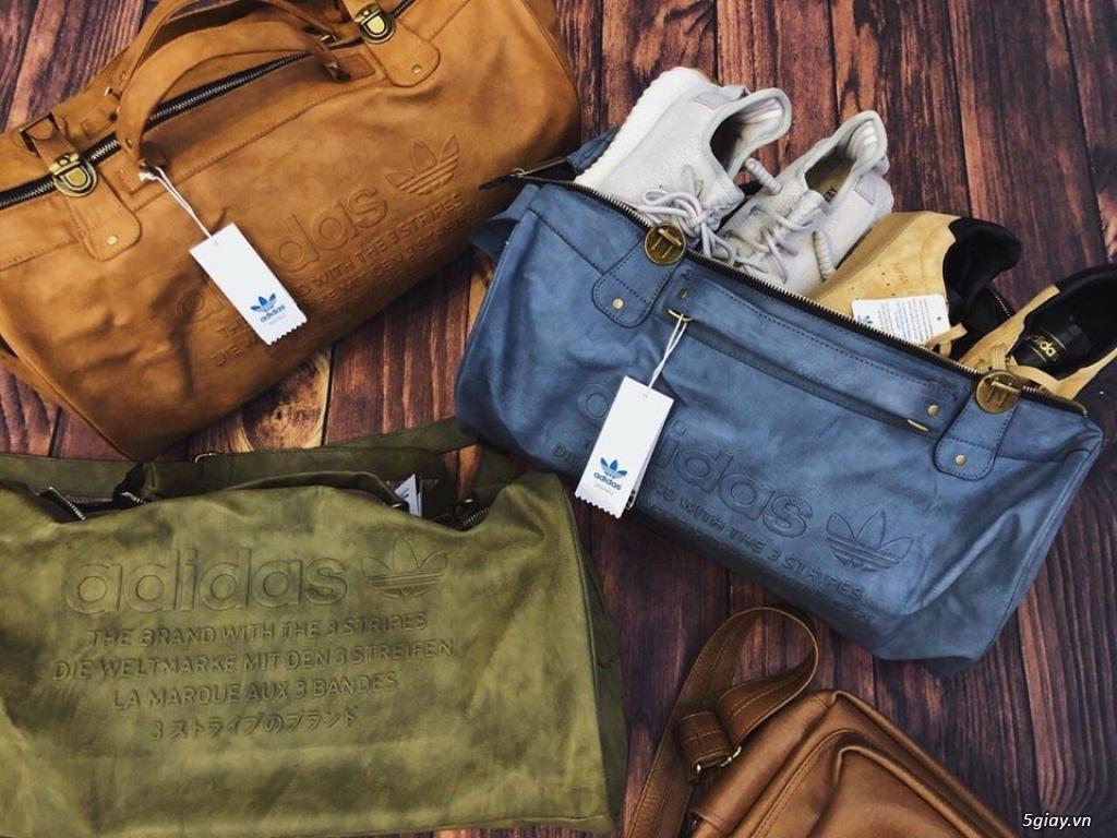 Túi adidas chất da chuẩn xuất khẩu - 9