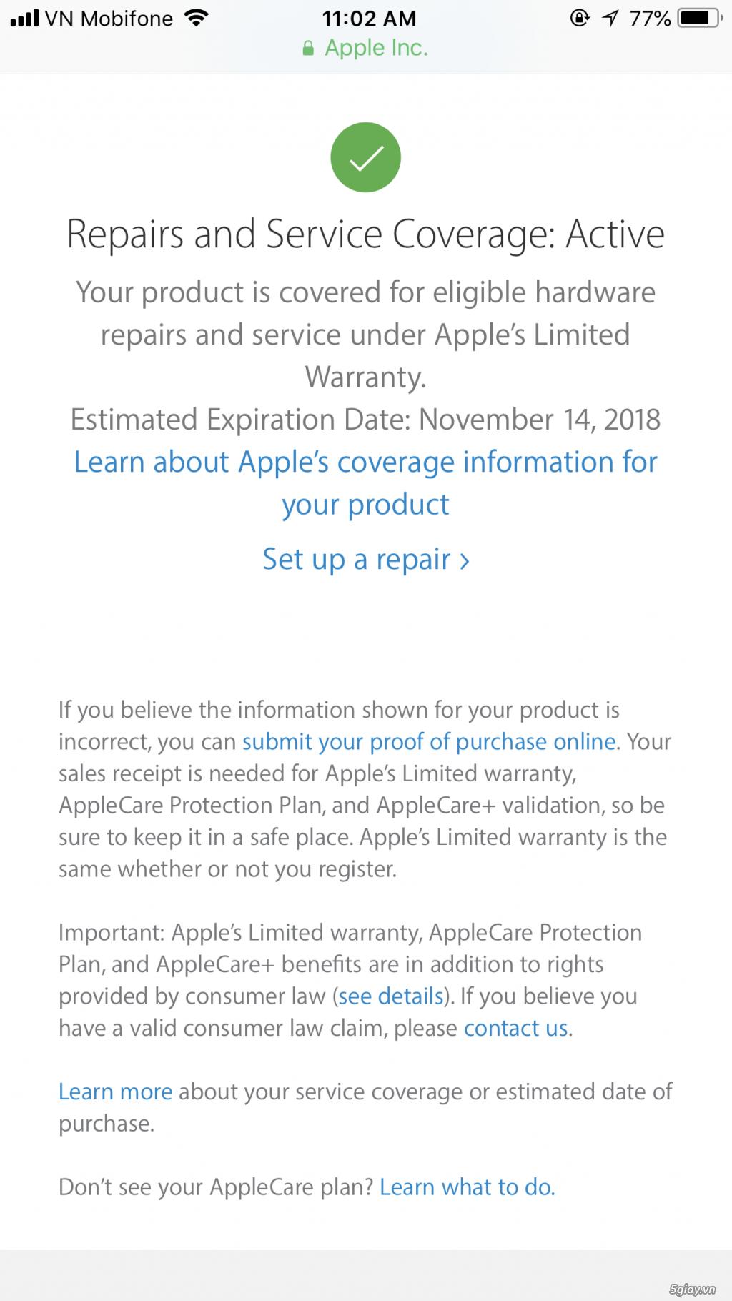 Cần bán: Apple iPhone 8 Plus 256GB Xám (Hàng chính hãng) - 98% - 8