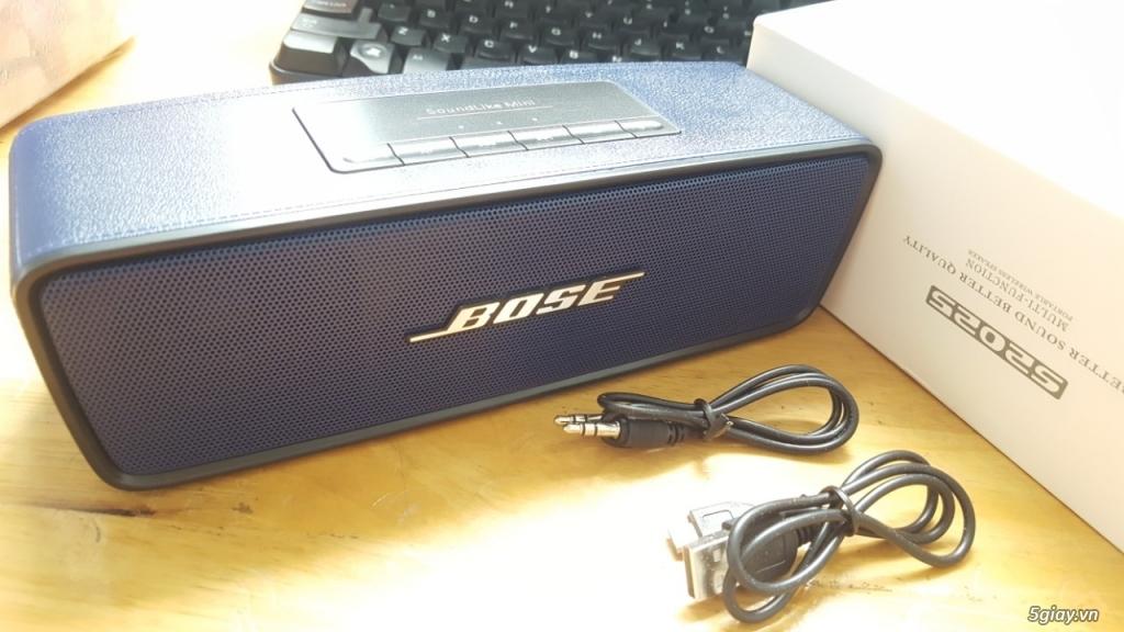 Loa Bluetooth Bose K821 Cực kỳ hay, bass ấm - 2