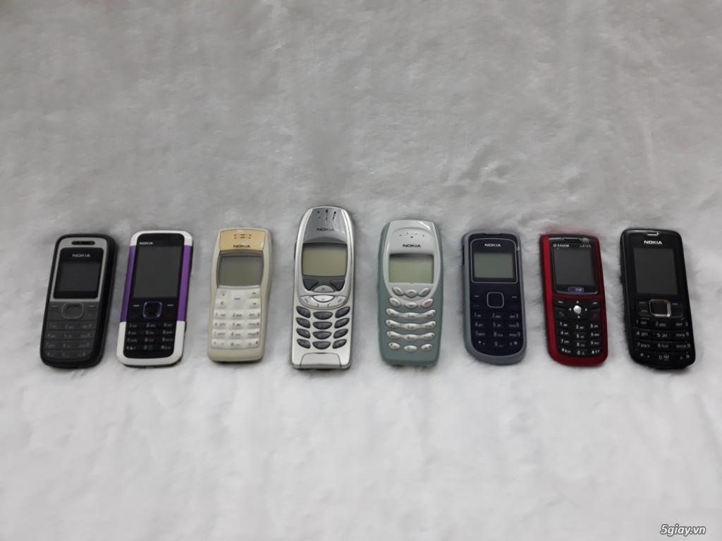 Thanh lý nhiều điện thoại sưu tầm và linh kiện còn tốt về Chất Lượng cho ACE quan tâm - 3