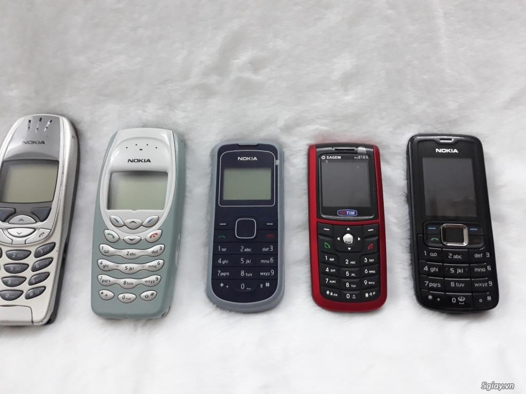 Thanh lý nhiều điện thoại sưu tầm và linh kiện còn tốt về Chất Lượng cho ACE quan tâm - 6