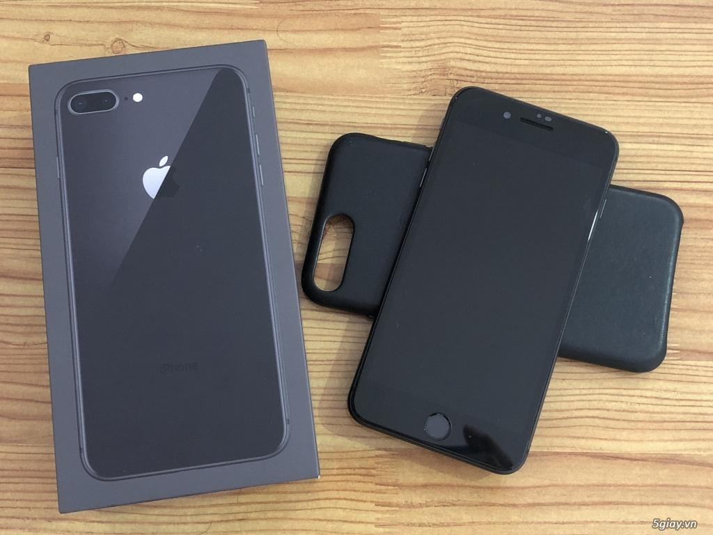 Cần bán: Apple iPhone 8 Plus 256GB Xám (Hàng chính hãng) - 98% - 7