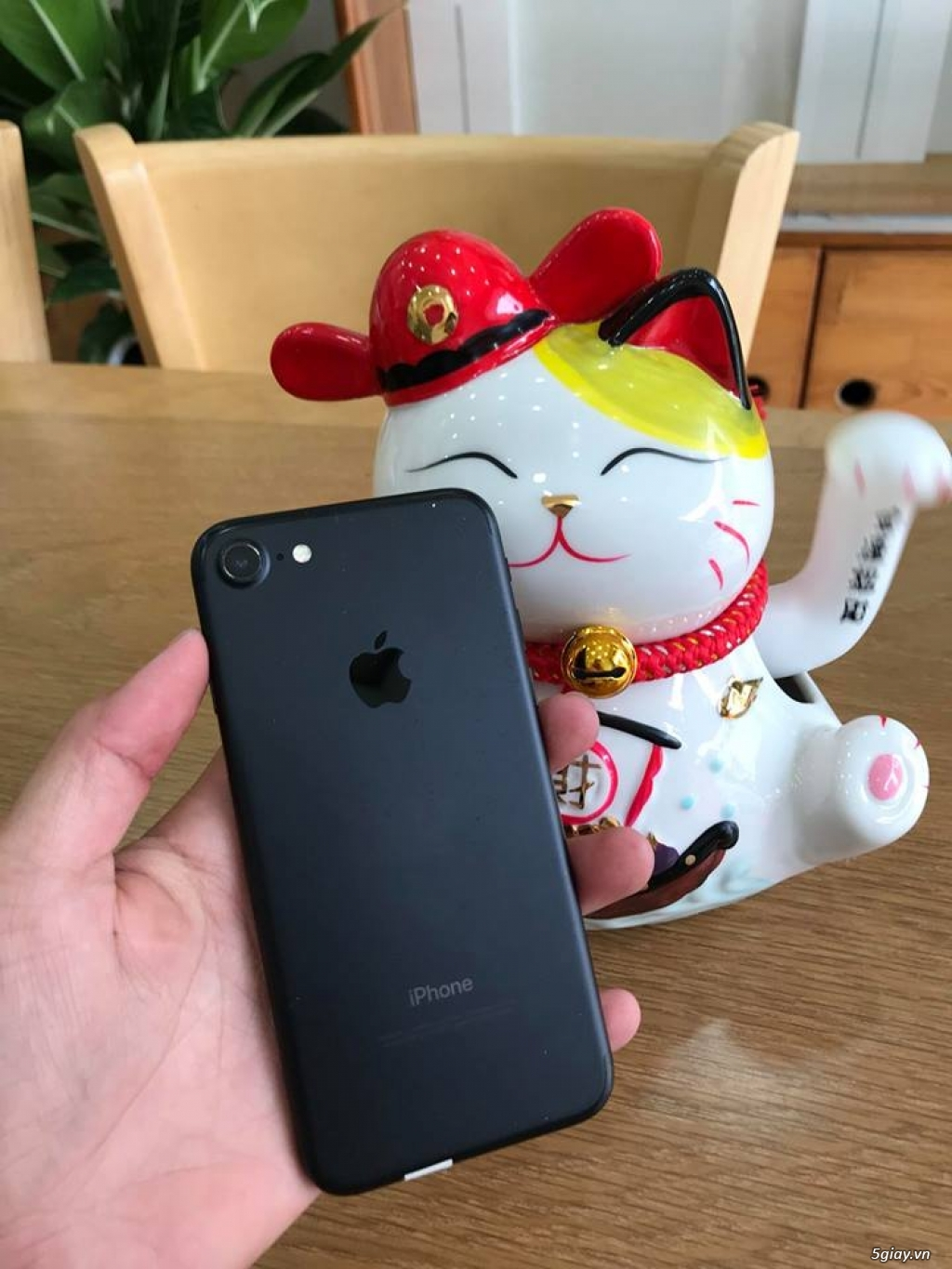 iPhone 7 128GB Mattle Black mới 99% - 6