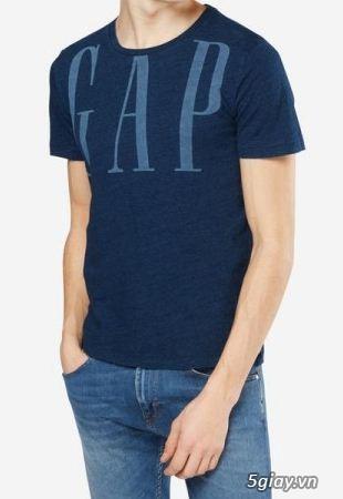 Cần bán 2 cái áo thun hàng hiệu, chính hãng, siêu rẻ siêu đẹp. - 2