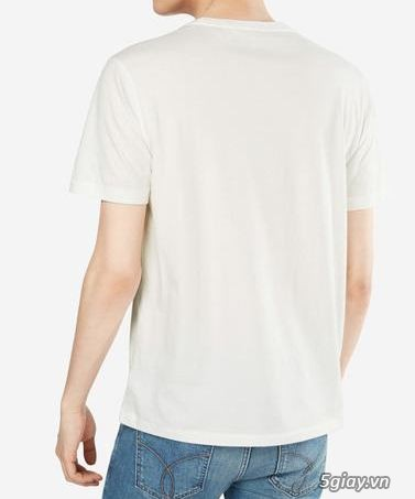 Cần bán 2 cái áo thun hàng hiệu, chính hãng, siêu rẻ siêu đẹp. - 1