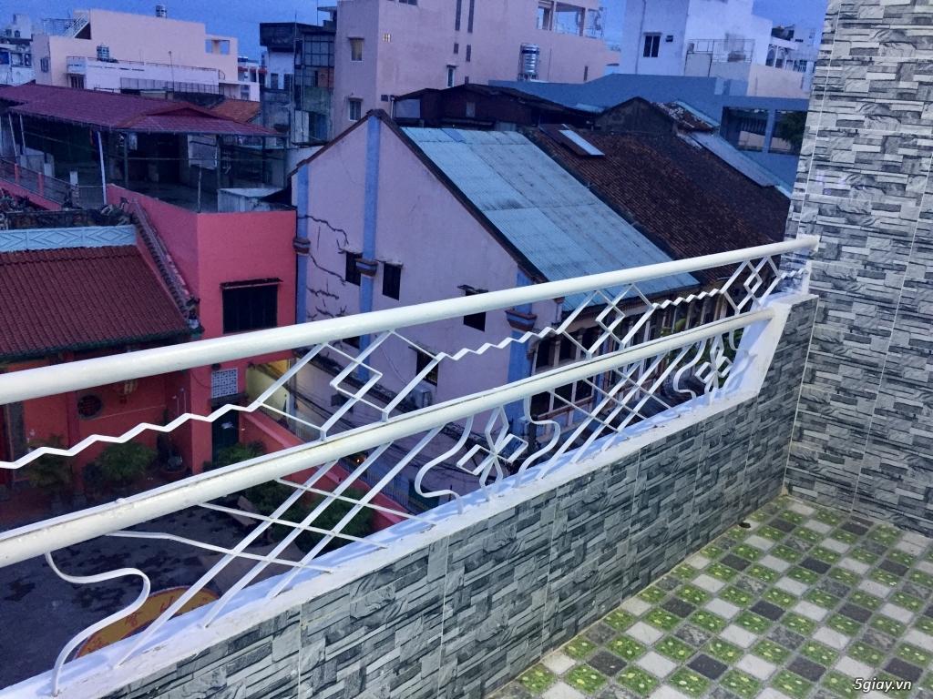 CẦN BÁN: Chung cư mặt tiền Triệu Quang Phục, Quận 5 chính chủ - 7