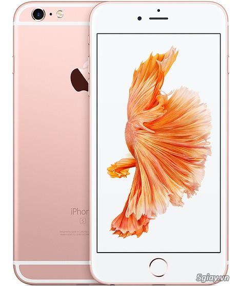 Biên Hòa có trả góp iPhone 6S Plus 64G giá 8.190.000