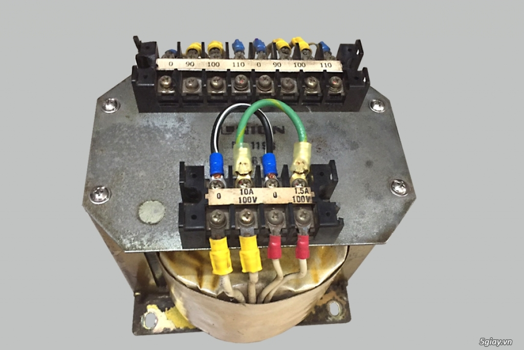 Biến áp cách ly , thùng biến áp cách ly, lọc điện - 38