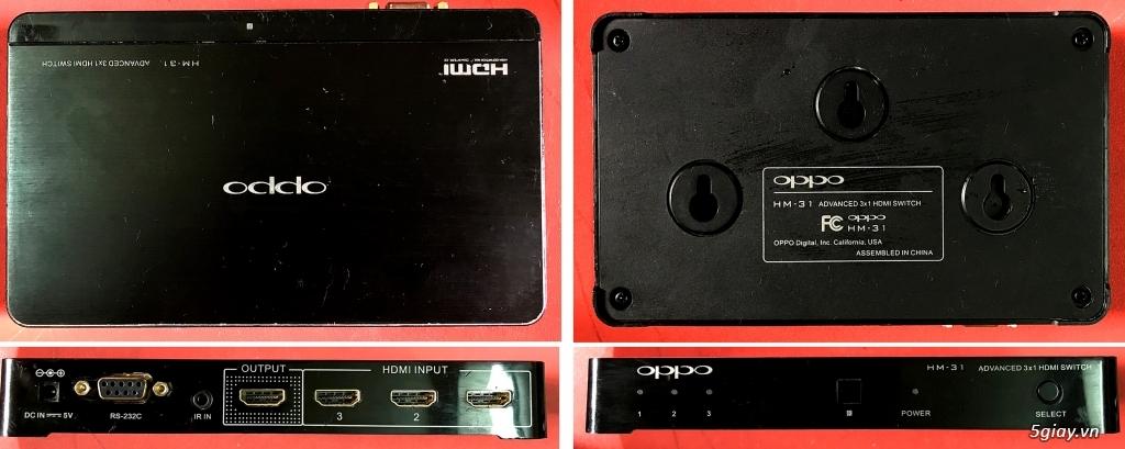 Box chống nhĩu/lọc điện,Biến áp cách li,DVD portable,LCD mini,ampli,loa,equalizer.... - 30