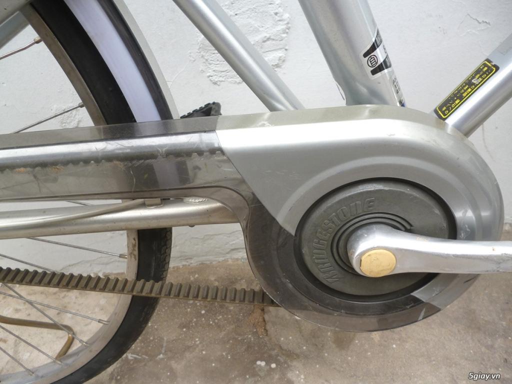 Xe đạp Bridgestone - Miyata đùm 3 số nội địa Nhật - 4