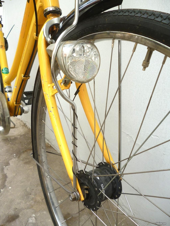 Xe đạp Bridgestone - Miyata đùm 3 số nội địa Nhật - 20