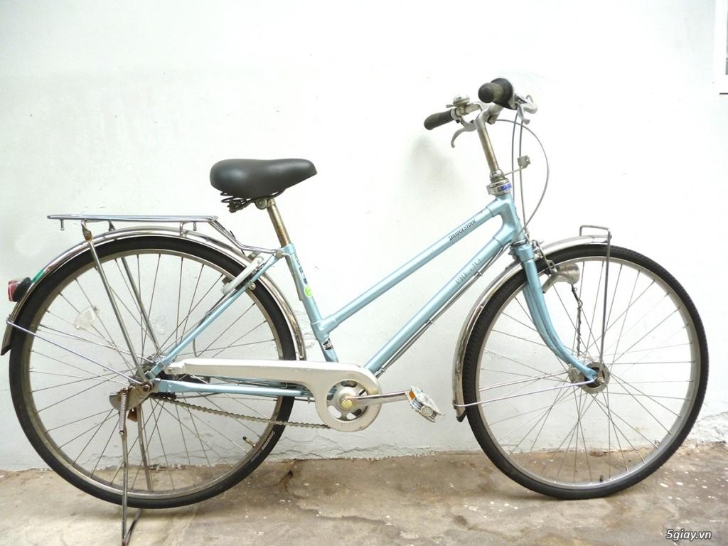 Xe đạp Bridgestone - Miyata đùm 3 số nội địa Nhật - 6