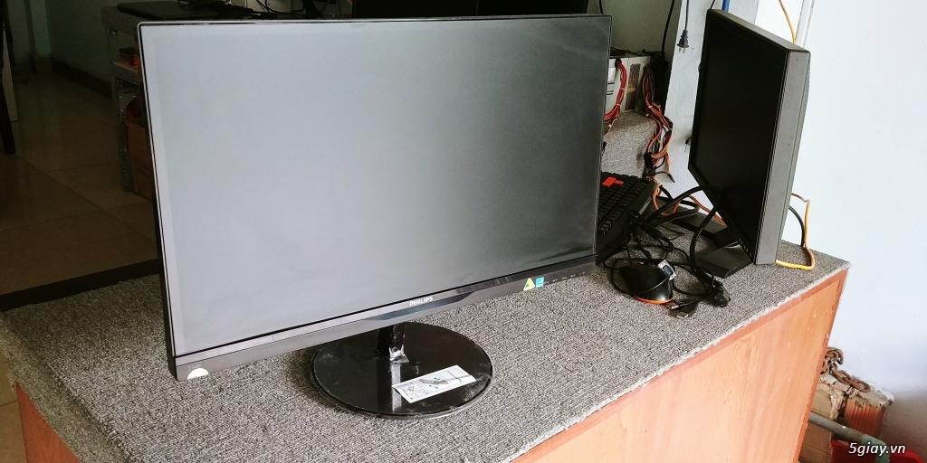 15 con màn hình 24 inch  AOC còn bảo hành 9 tháng giá tốt - 3