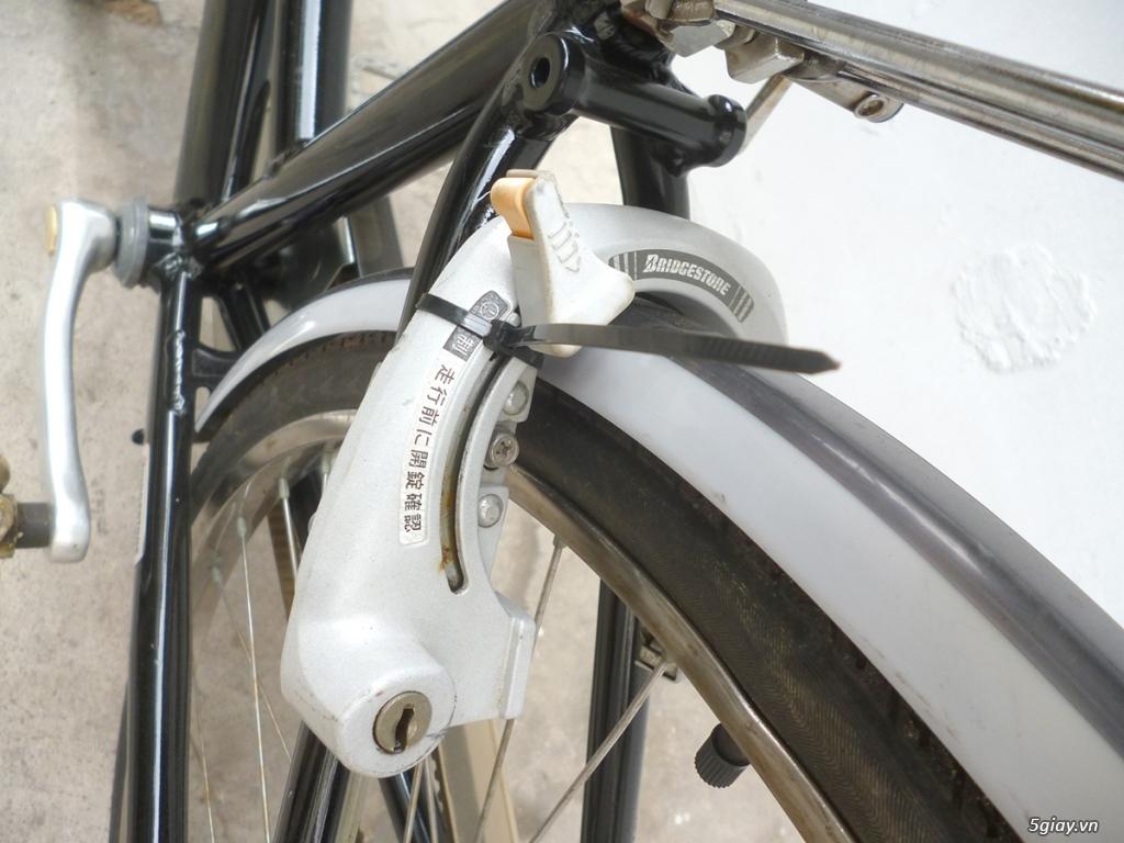 Xe đạp Bridgestone - Miyata đùm 3 số nội địa Nhật - 18