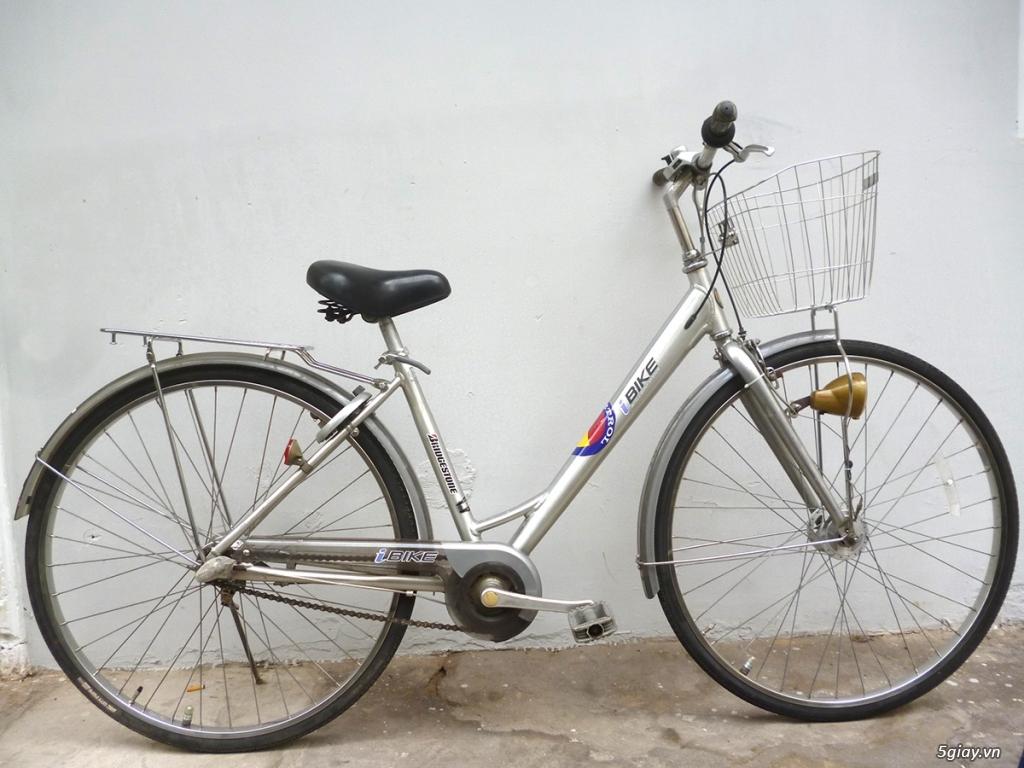 Xe đạp Bridgestone - Miyata đùm 3 số nội địa Nhật