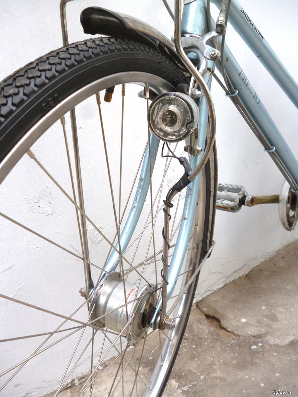 Xe đạp Bridgestone - Miyata đùm 3 số nội địa Nhật - 9