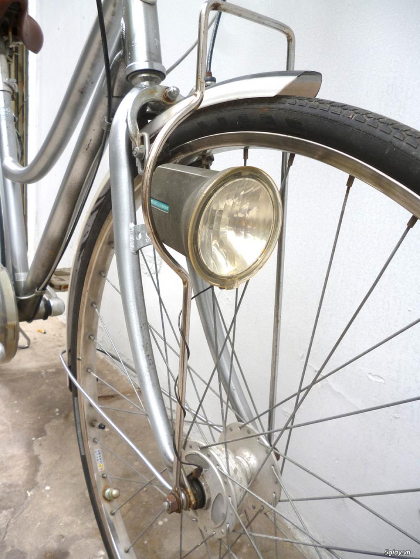 Xe đạp Bridgestone - Miyata đùm 3 số nội địa Nhật - 15