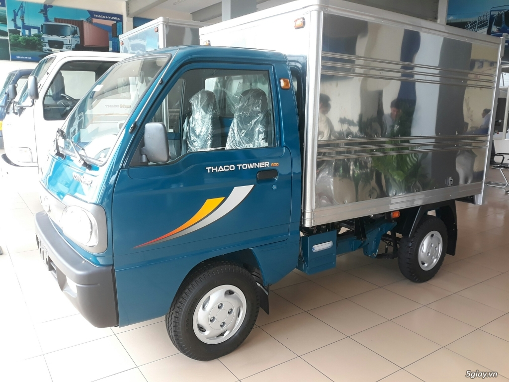 ,xe tai towner 990 ,xe tai 990 động cơ Suzuki,xe tai Suzuki 500kg - 2