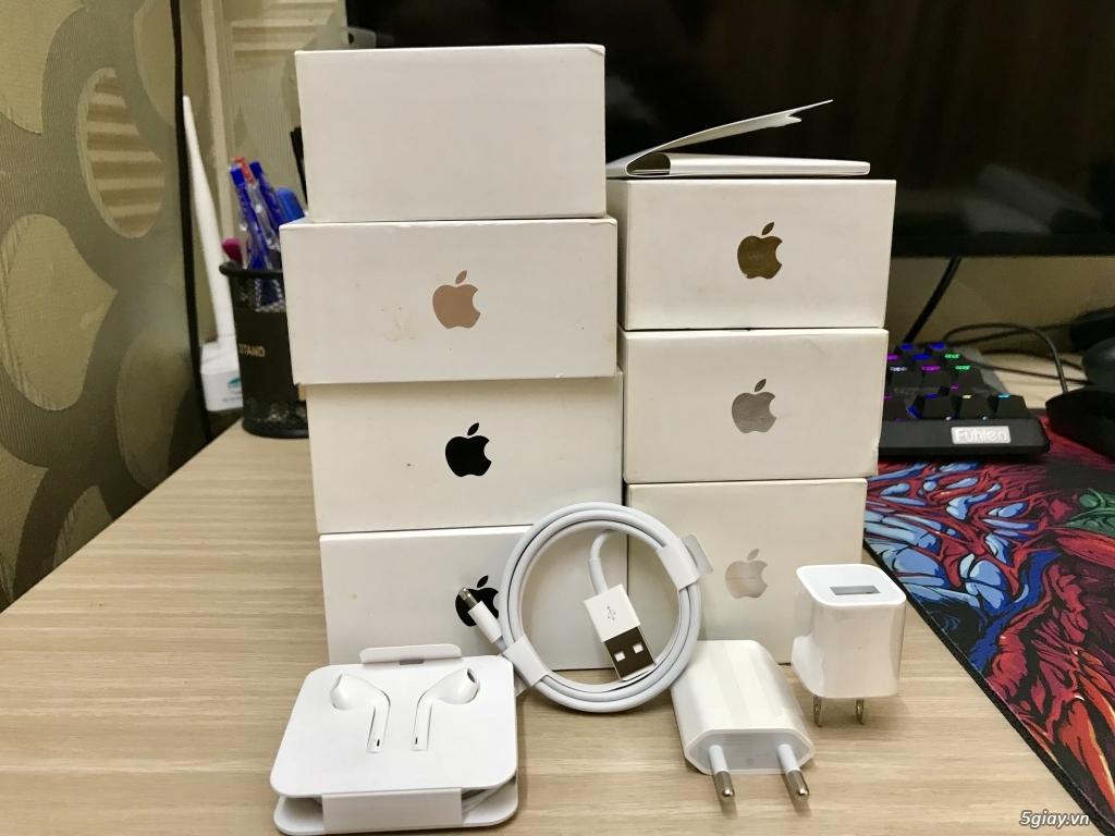 Q1- Phụ kiện sạc, cáp, tai nghe Apple Zin theo máy Iphone 7,8,X - 3