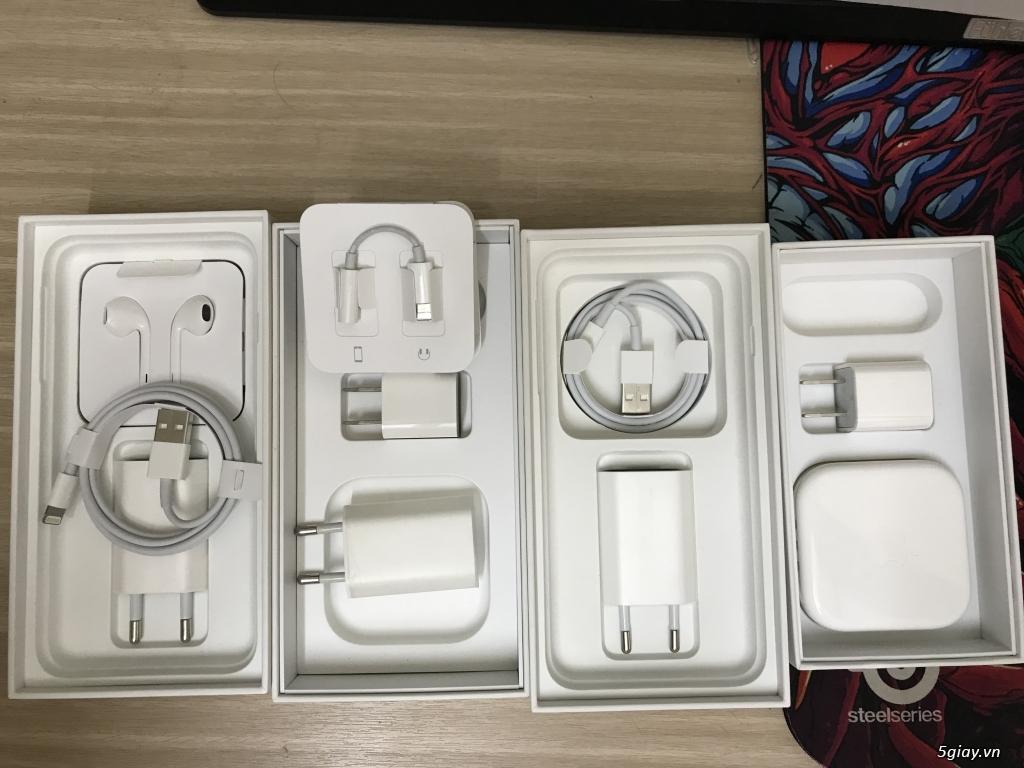 Q1- Phụ kiện sạc, cáp, tai nghe Apple Zin theo máy Iphone 7,8,X - 2