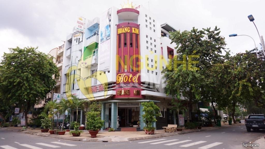Khách sạn Hoàng Kim siêu khuyến mãi ở khu dân cư Trung Sơn