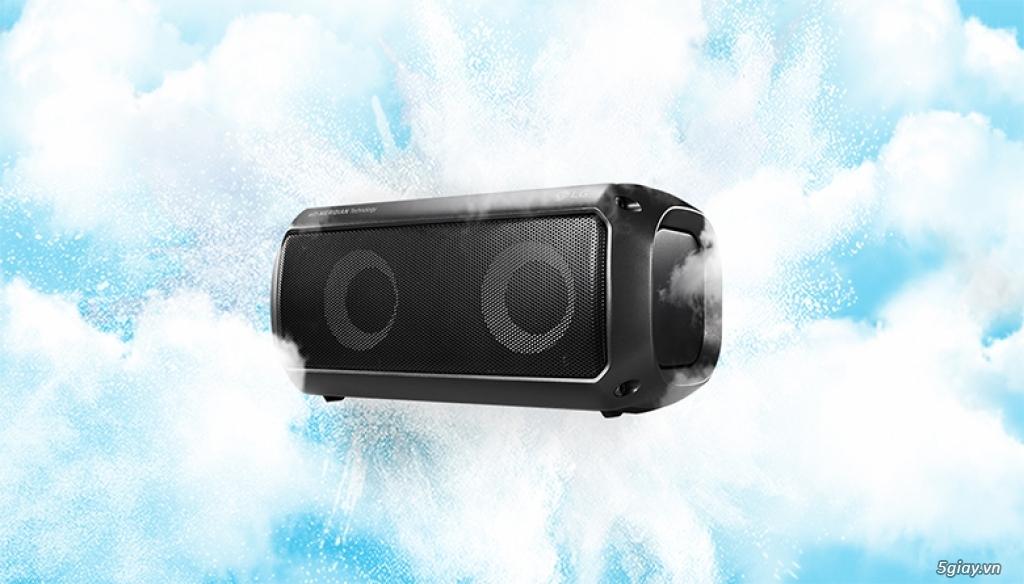 Loa Bluetooth LG PK3 chính hãng, mới 100% End: 23h 06/06/19 - 5
