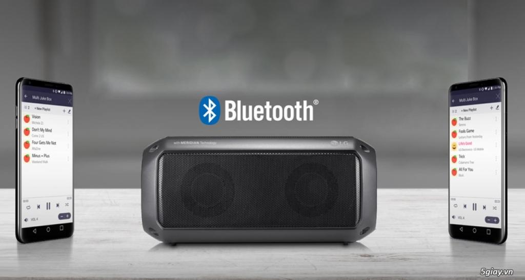 Loa Bluetooth LG PK3 chính hãng, mới 100% End: 23h 06/06/19 - 4