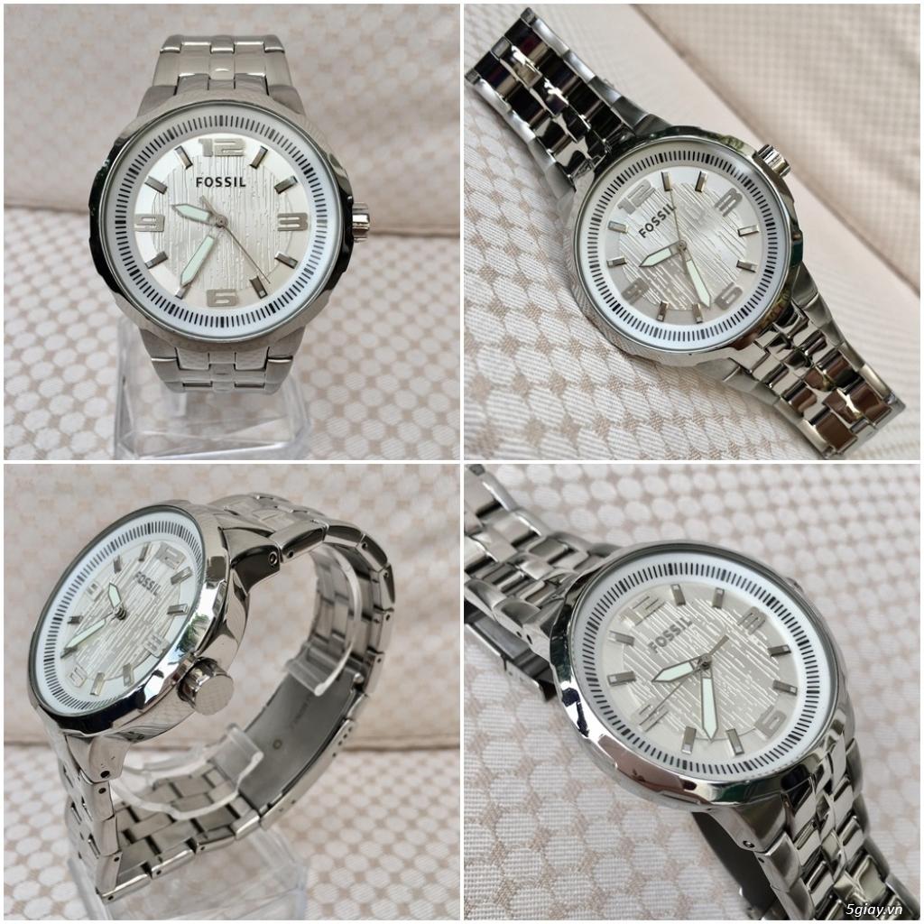 Kho đồng hồ xách tay chính hãng secondhand update liên tục - 49