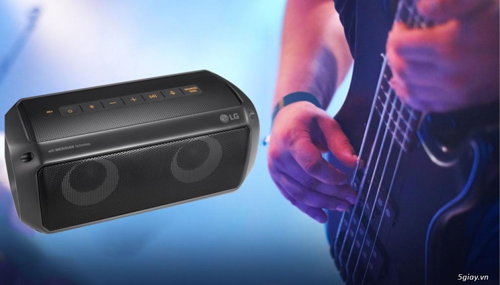 Loa Bluetooth LG PK3 chính hãng, mới 100% End: 23h 06/06/19 - 8