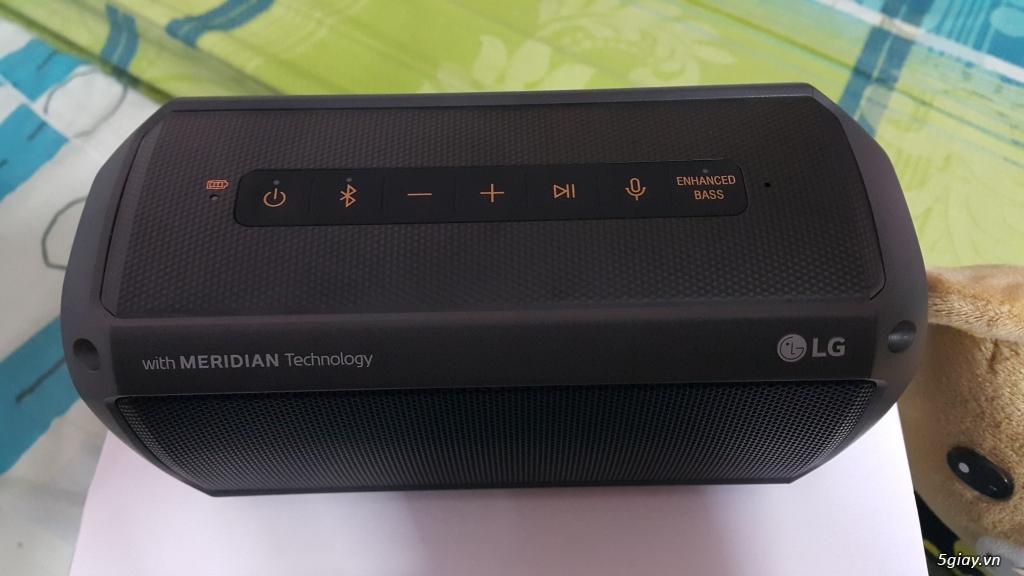 Loa Bluetooth LG PK3 chính hãng, mới 100% End: 23h 06/06/19 - 1