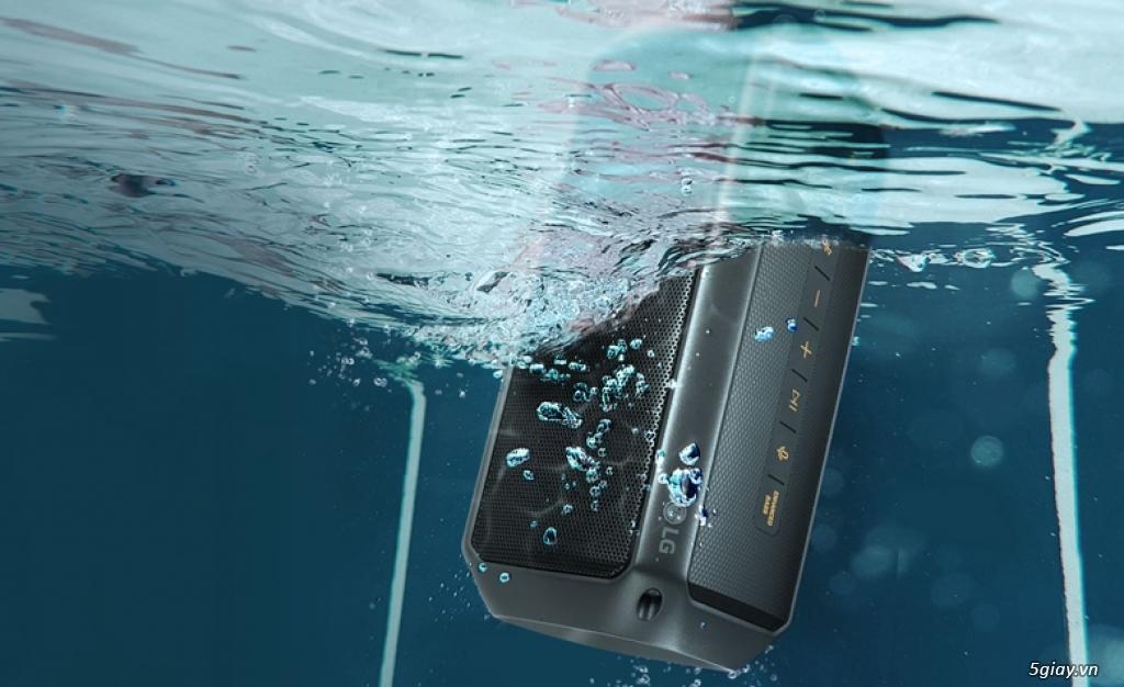Loa Bluetooth LG PK3 chính hãng, mới 100% End: 23h 06/06/19 - 7