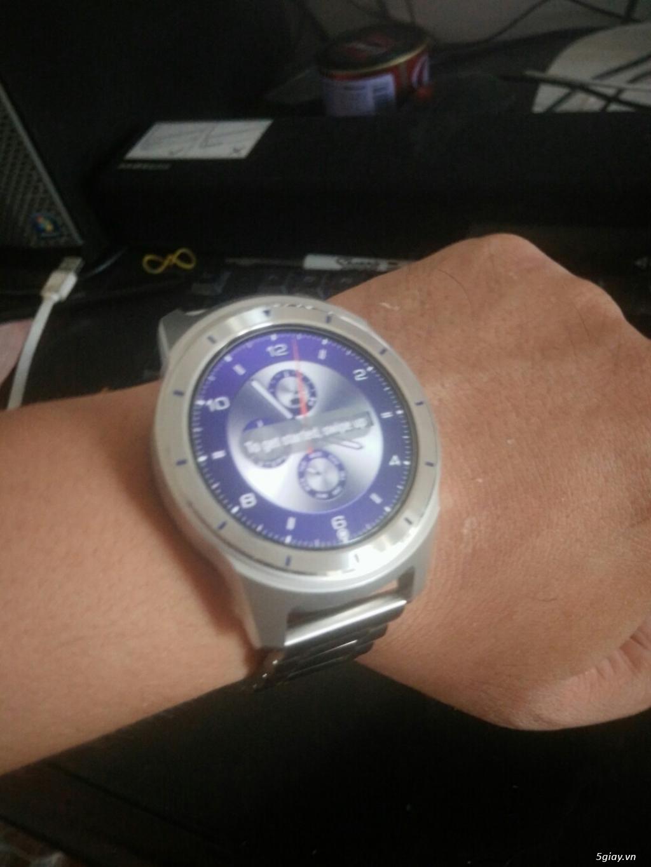ZTE Quartz smartwatch cực pro dành cho anh em đam mê - 3