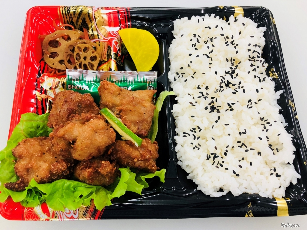 cơm hộp kiểu Nhật - 1