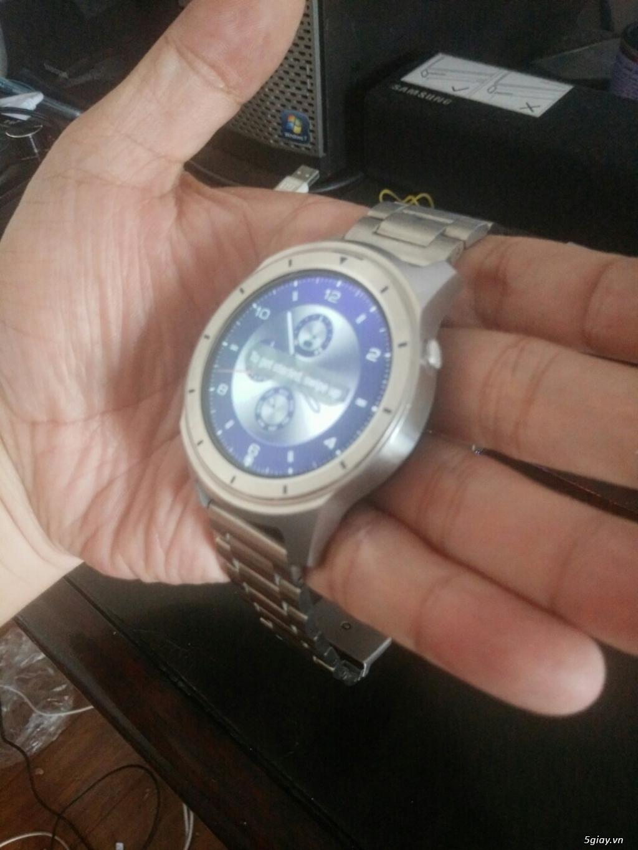 ZTE Quartz smartwatch cực pro dành cho anh em đam mê - 7