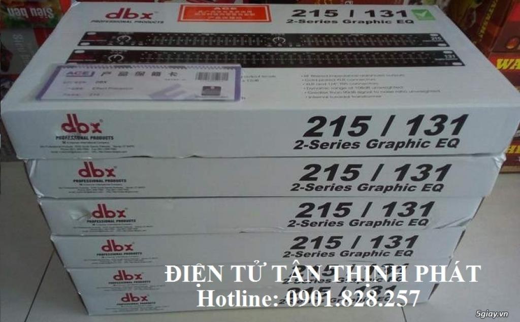 lọc xì dbx 215