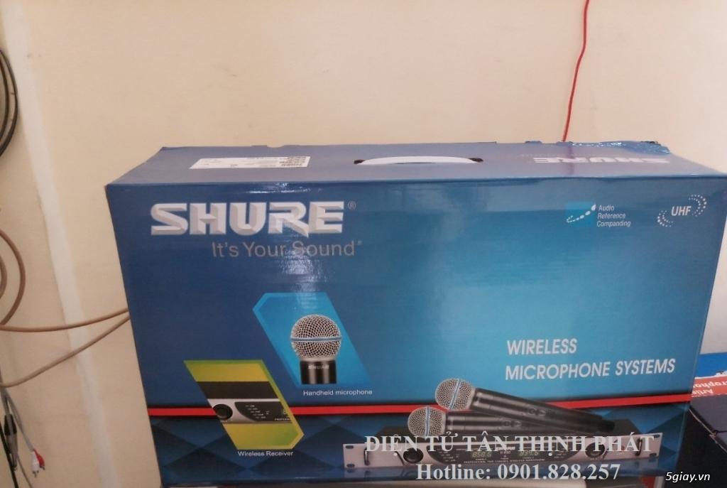 Bán micro không dây shure u930 giá rẻ tại tphcm